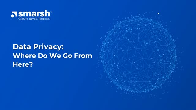 Data Privacy Laws: Where Do We Go From Here?