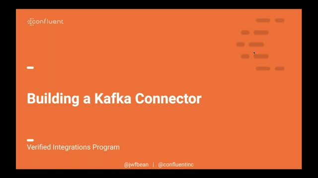 How to Build an Apache Kafka® Connector