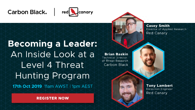 Becoming a Leader: An Inside Look at a Level 4 Threat Hunting Program