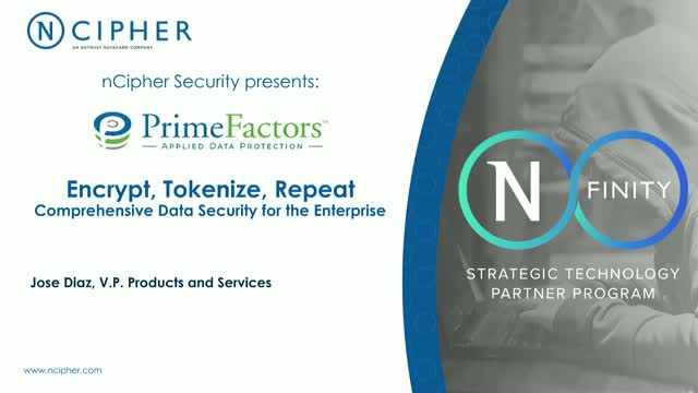 Encrypt Tokenize Repeat – Comprehensive data security for the enterprise
