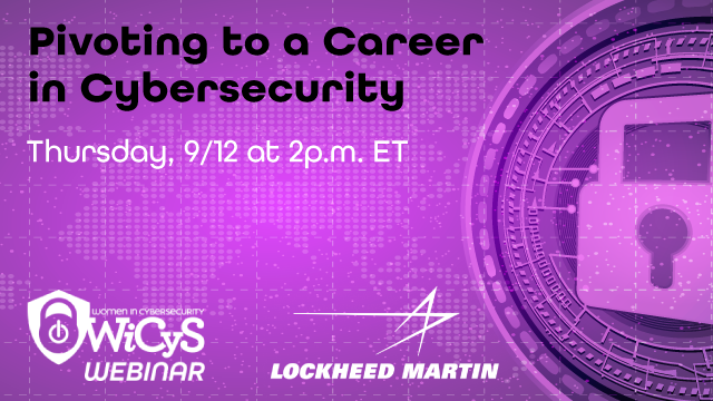 Pivoting to a Career in Cybersecurity