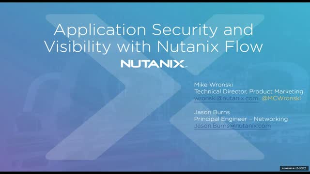 How to Secure Your Enterprise Application Security & Visibility