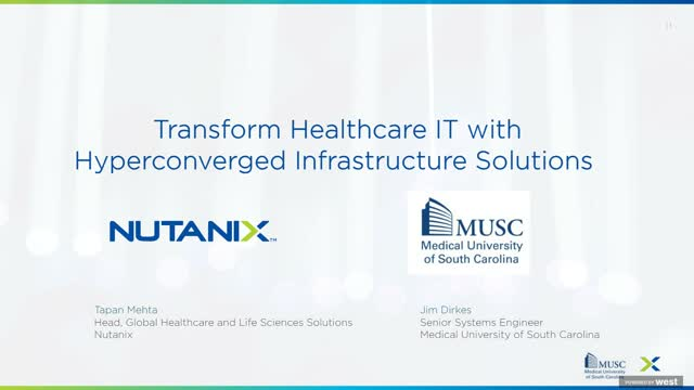 Transform Healthcare IT with Enterprise Cloud