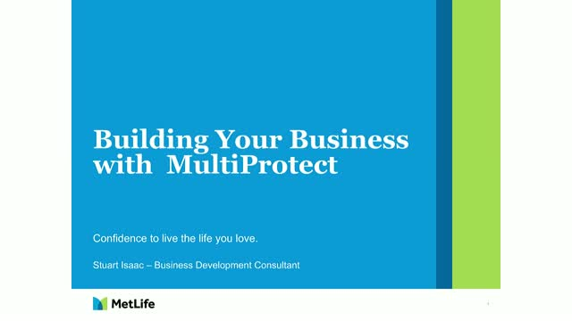 MetLife - Introduction to MultiProtect