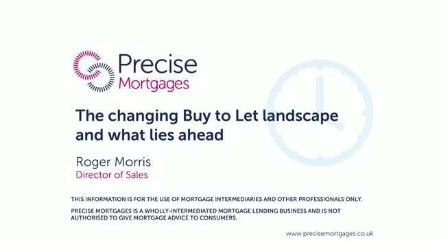 The changing Buy to Let landscape and what lies ahead?