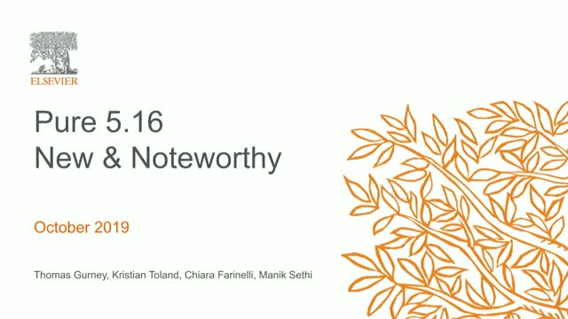 5.16 New & Noteworthy - APAC & EMEA