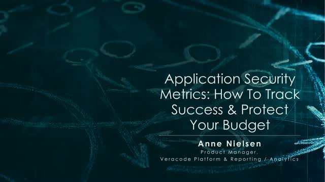 Application Security Metrics & How to Track Success