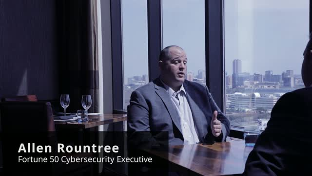 CISO Fireside Chat: Fortune 50 Cybersecurity Executive on Security Assumptions