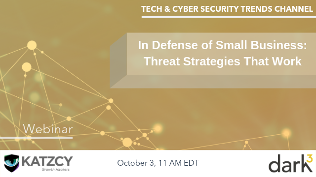 In Defense of Small Business: Threat Strategies That Work