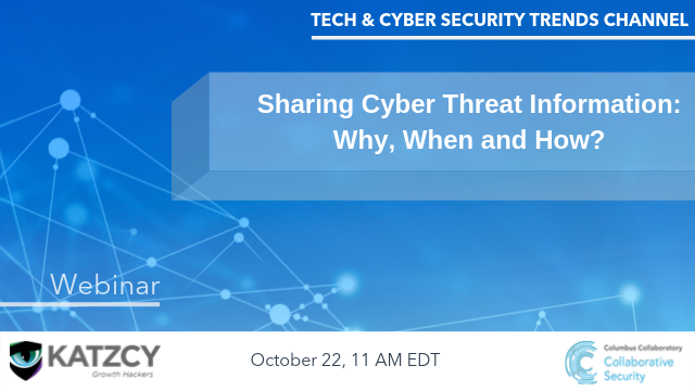 Sharing Cyber Threat Information: Why, When and How?