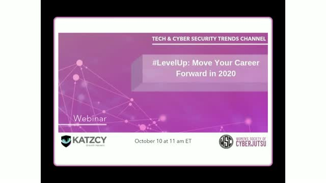 #LevelUp: Move Your Career Forward in 2020