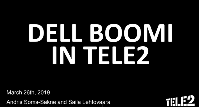 Case Study: How Tele2 built their Modern Integration Architecture