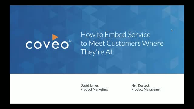 How to Embed Service to Meet Customers Where They're At