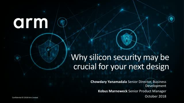 Why silicon security may be crucial for your next IoT device