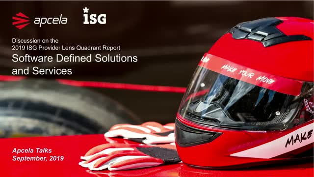 Breaking down ISG's 2019 Network Report