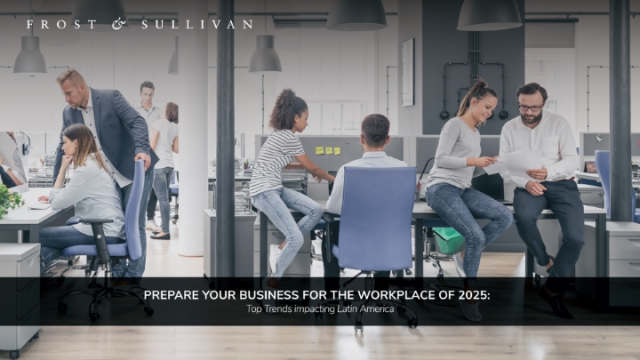 Prepare Your Business for the Workplace of 2025: Top Trends Impacting LATAM