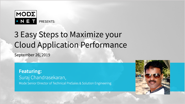3 Easy Steps To Maximize Your Cloud Application Performance