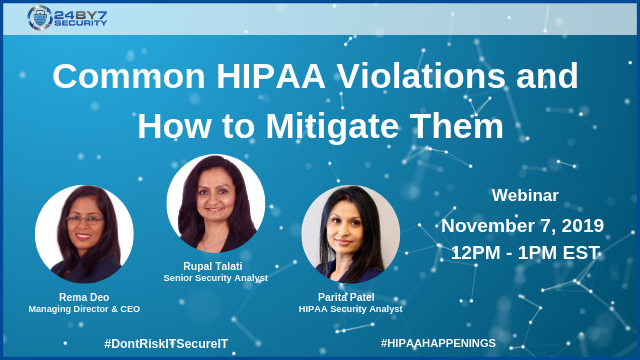 Common HIPAA Violations and How To Mitigate Them