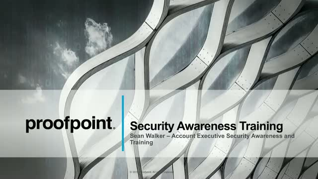 Live Demo: Security Awareness Training