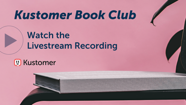 Kustomer Book Club