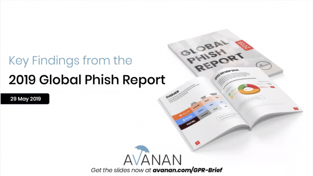 Key Findings from the 2019 Global Phish Report