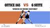 Office 365 vs G Suite: Which Is More Secure?