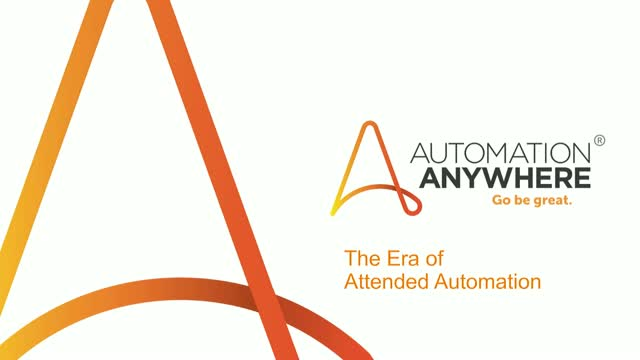 Enter the Era of Attended Automation 2.0 with Human-Bot Orchestration Technology