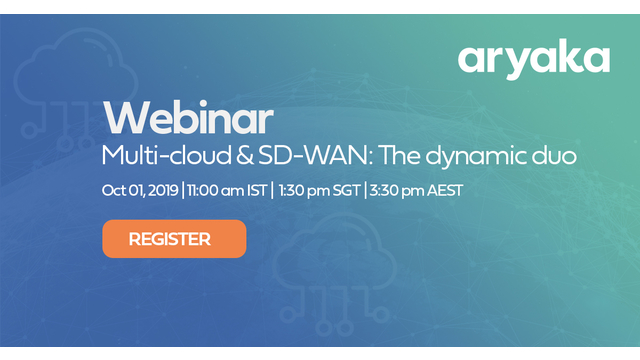 Multi-Cloud and SD-WAN: The Dynamic Duo!