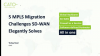 5 MPLS Migration Challenges SD-WAN Solves
