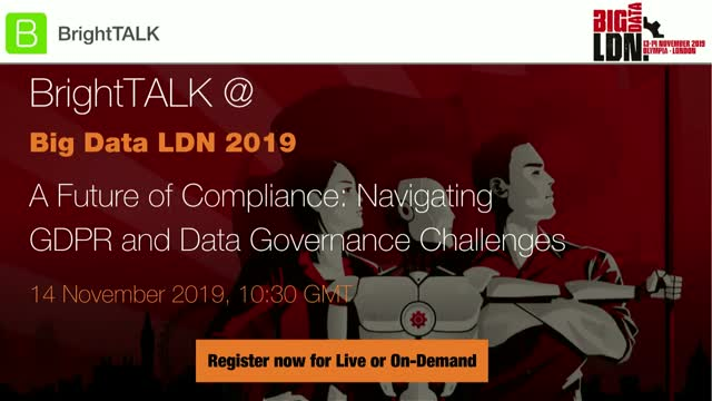 A Future of Compliance: Navigating GDPR and Data Governance Challenges