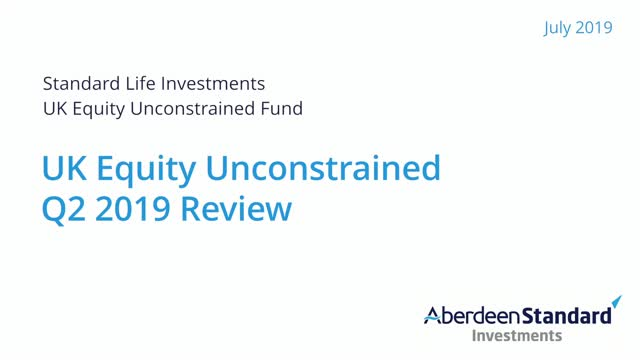 UK Equity Unconstrained Q2 2019 Review