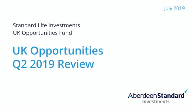 UK Opportunities Q2 2019 Review