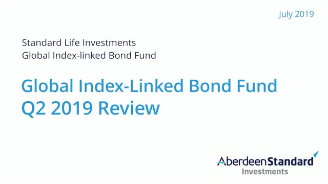 Global Index-Linked Bond Fund Q2 2019 Review