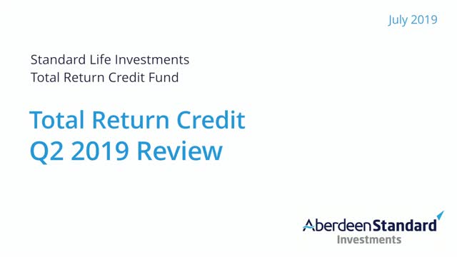 Total Return Credit Q2 2019 Review