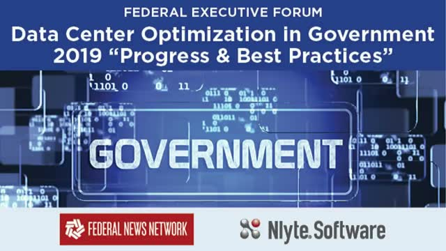 "Data Center Optimization in Government 2019 ""Progress and Best Practices"""