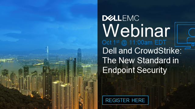 Dell and CrowdStrike: The New Standard in Endpoint Security