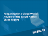 Preparing Your Organization For a Cloud World
