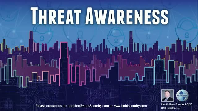 Threat Awareness