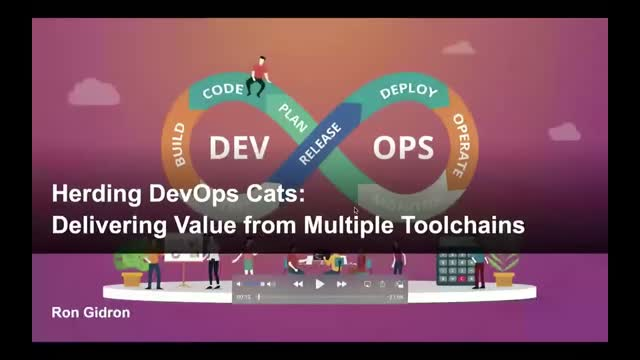 Herding DevOps Cats: Delivering Value from Multiple Toolchains