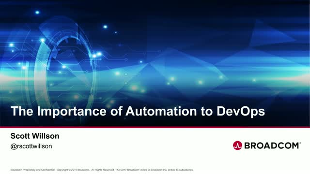 The Importance of Automation to DevOps