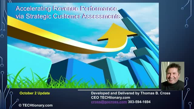Accelerating Revenue Performance via Strategic Customer Assessments