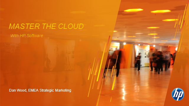 Explore The Cloud...To Innovate With Confidence