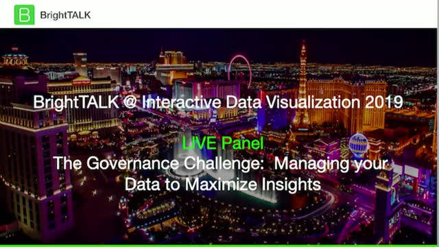 The Governance Challenge: Managing your Data to Maximize Insights