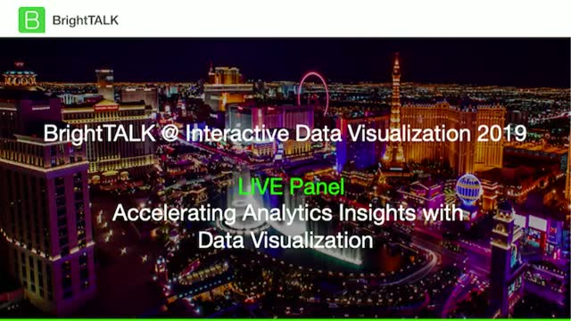 Accelerating Analytics Insights with Data Visualization