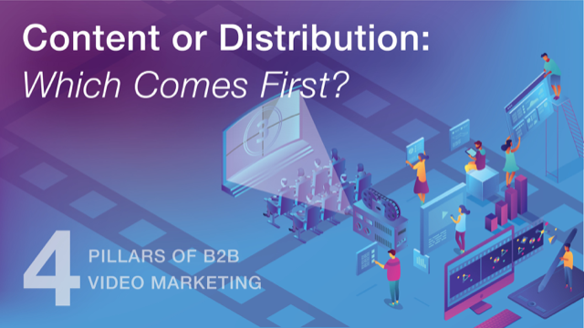 Content or Distribution: Which Comes First?