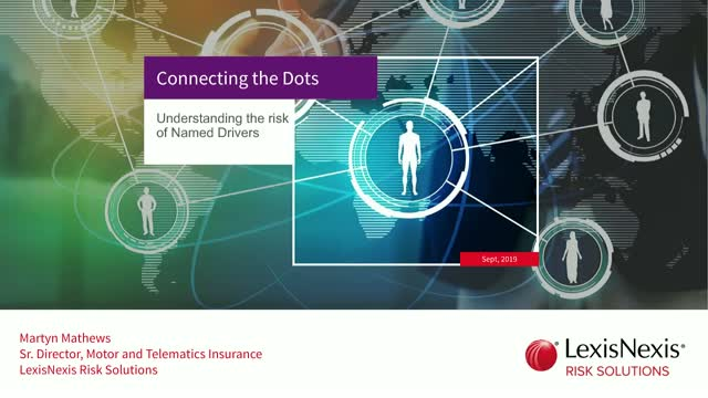 Connecting the Dots:  Understanding the Risk of Named Drivers