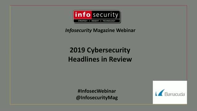 2019 Cybersecurity Headlines in Review
