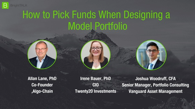 How to pick funds when designing a Model Portfolio