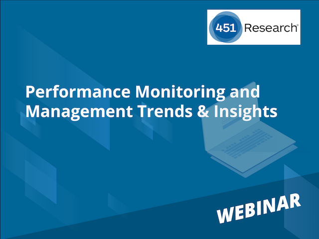 Performance Monitoring and Management Trends & Insights
