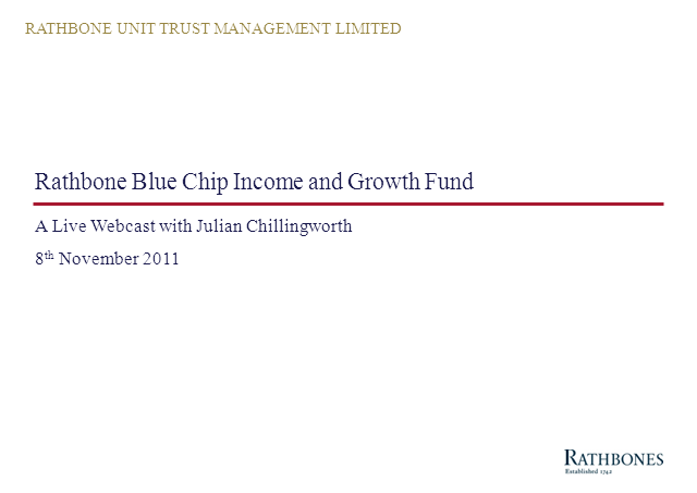 Rathbone Blue Chip Income and Growth Fund